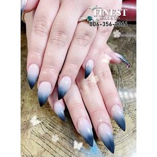 Finest Nail & Spa | Nail salon 79109 | Near me Amarillo TX | pt1