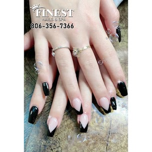 Finest Nail & Spa | Nail salon 79109 | Near me Amarillo TX | pt2
